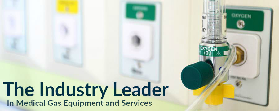 The Industry Leader In Medical Gas Equipment and Services