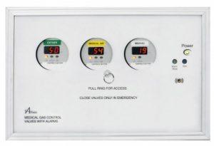 Horizontal Valve Alarm Combo Unit