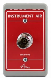 Amico Instrumental Air DISS (NFPA) Console Outlet