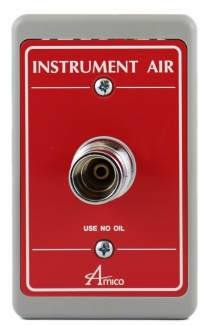 Amico Instrumental Air DISS (NFPA) Console Outlet Big