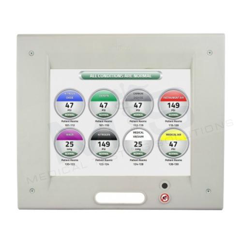 Alert-4 LCD Ethernet Area Alarm Big