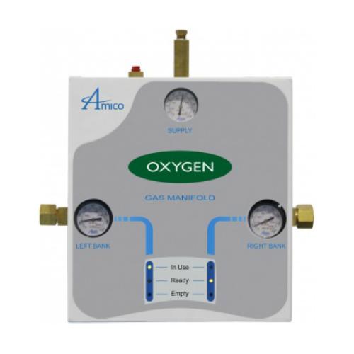 Dome Loaded Medical Gas Manifold NFPA – Analog – M3A-DL-HH-U-GAS Big