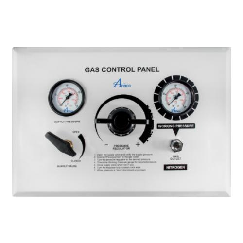 Gas Control Panel – N-CONP-E-REL Big
