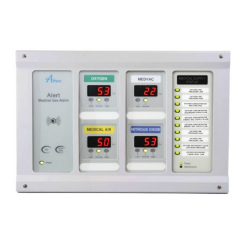 Combination Alarm Systems – Compact/ Master – A2DRU-XM Big
