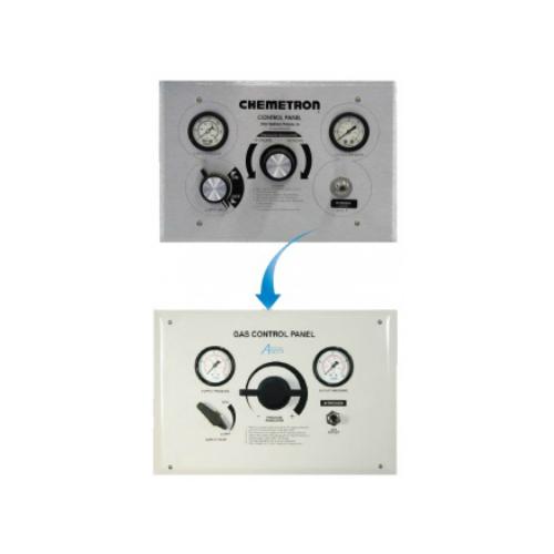 Chemetron Retro-fit Gas Control Panel Big