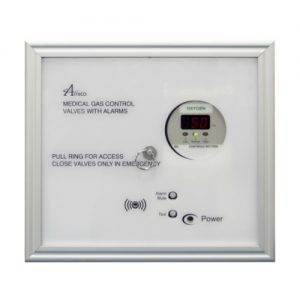 Single Valve Alarm Combo Unit