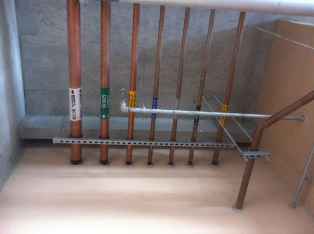 Installation Of Medical Gas Piping Medical Testing Solutions