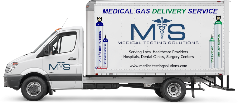 Medical Testing Solutions Truck