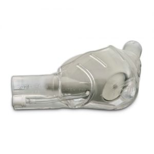 Accutron 43037-9,ClearView CO2 Capnography Single-Use Nasal Masks Pedo Unscented Grey