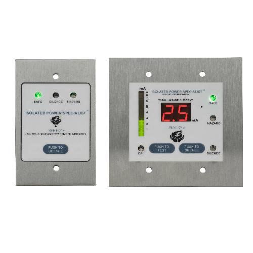 Line Isolation Monitor – Remote Annunciator – Model SR-1