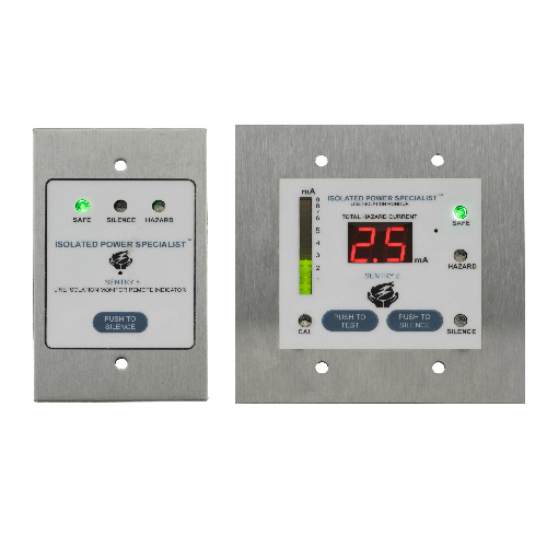 Line Isolation Monitor – Remote Annunciator – Model SR-2