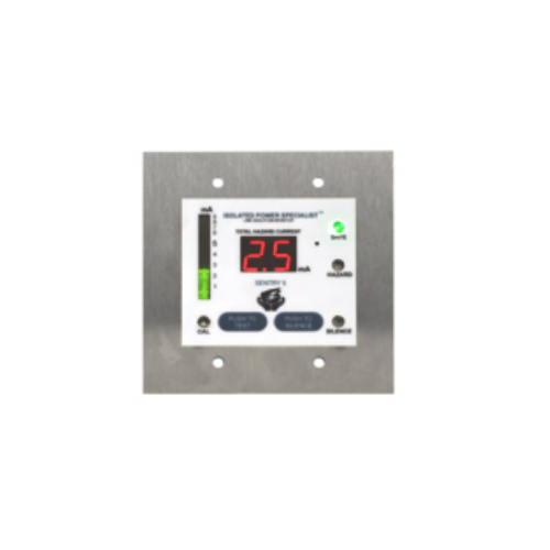 Line Isolation Monitor – Remote Annunciator – Model SRM-2