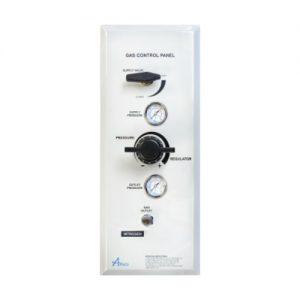Vertical Gas Control Panel (SLIM)