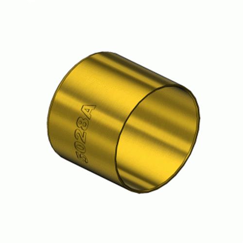 Superior 5028A, Round Brass Hose Ferrules