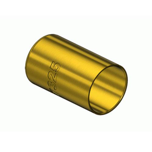 Western 7325, Round Brass Hose Ferrules