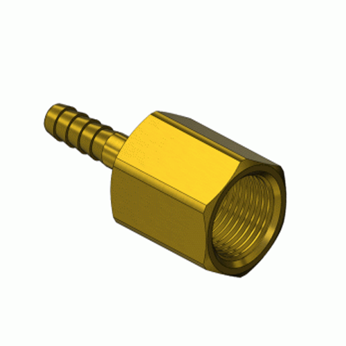Superior A-161, Pipe Thread to Hose Barb Adaptor
