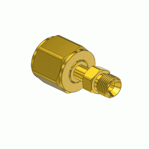 Superior A-308, External Hose Nut to Swivel Nut & Nipple