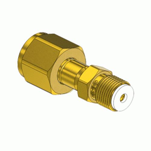 Superior A-622, CGA-622 Liquid Cylinder Withdrawal Adaptor Big