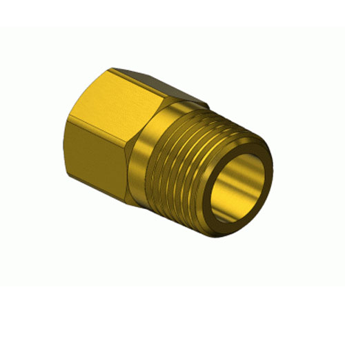Superior B-282, Brass Reducer Bushing