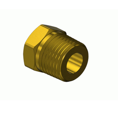 Superior B-284, Brass Reducer Bushing