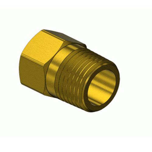 B brass reducer bushing medical testing solutions