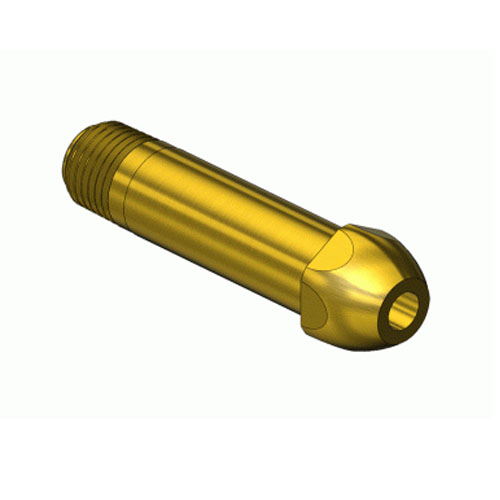 Superior BNP-341-3-2.5, Nipple-Threaded Inlet (BS-341-3 Oxygen, Inert Gases), H.P. Cylinder Connecto