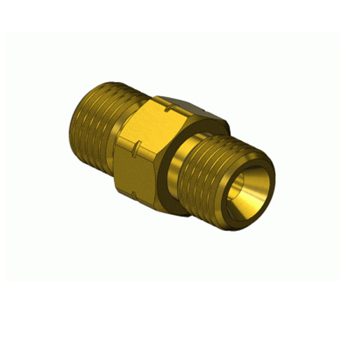Superior C-11, Brass Hose Coupler