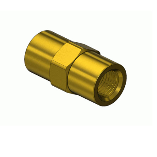 Superior C-124, 1/4″ NPT Female Inert Arc Hose Coupler