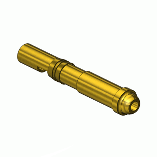 Superior CN-10, Brass Power Cable Nipple (One Piece)