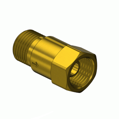 Superior CV-20R, B-Size One Piece Torch Type Check Valve