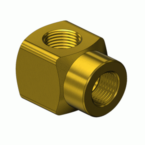 Superior GMF-3021, Brass Manifold Pipe Tee