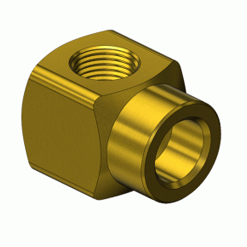 Superior GMF-3022, Brass Manifold Pipe Tee