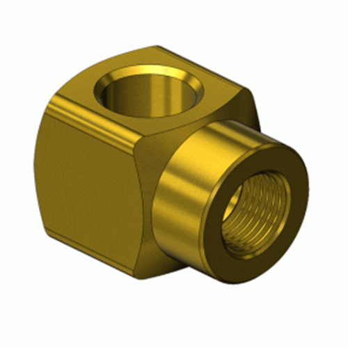 Superior GMF-3023, Brass Manifold Pipe Tee