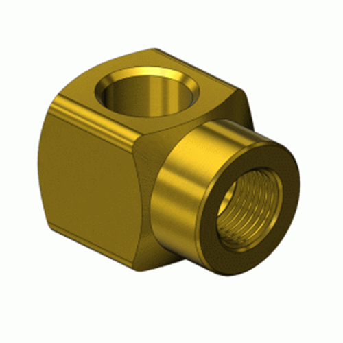 Superior GMF-3033, Brass Manifold Pipe Tee