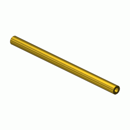 Superior GMF-3226, Brass Manifold Pipe Length w/ Plain Ends