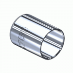 Western M-4750, Nickel Plated Hose Ferrule