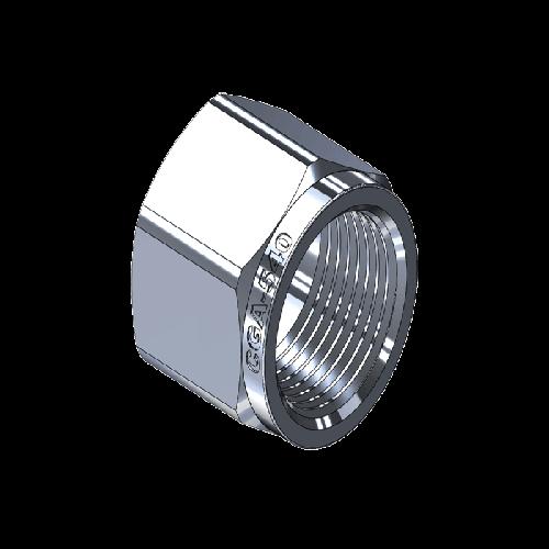 Superior MN-071, CGA-540 Nut-Female Fitting