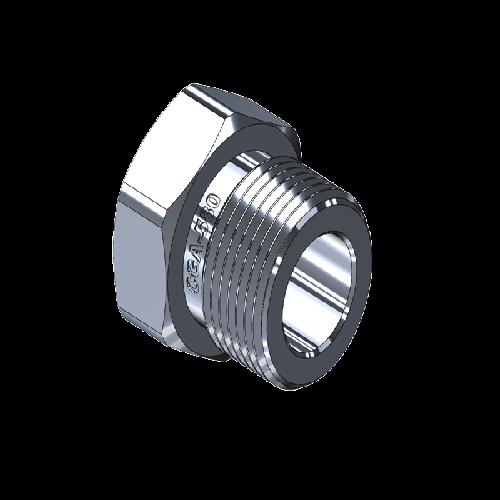Superior MN-073, CGA-580 Nut-Female Fitting