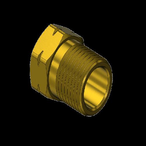 Superior N-2500, Inert Arc Hose Nut
