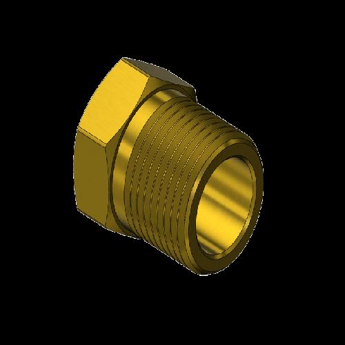 Superior N-3600, Inert Arc Hose Nut