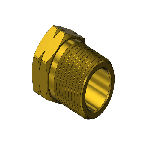 Superior N-3700, Inert Arc Hose Nut
