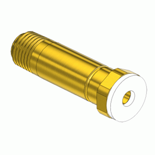 Superior NP-147, CGA-320 Nipple-Threaded Inlet