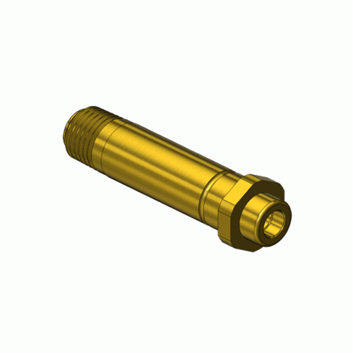 Superior NP-181, CGA-415 Nipple-Threaded Inlet