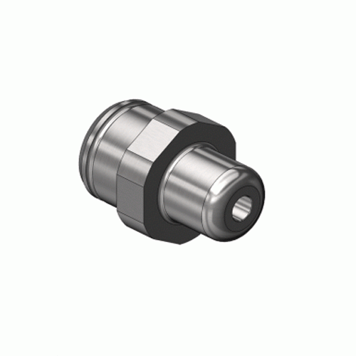 Superior NP-246C2SS, CGA-677 Nipple-Countersunk Inlet