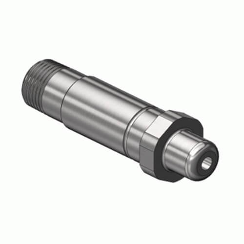 Superior NP-250SS, CGA-677 Nipple-Threaded Inlet