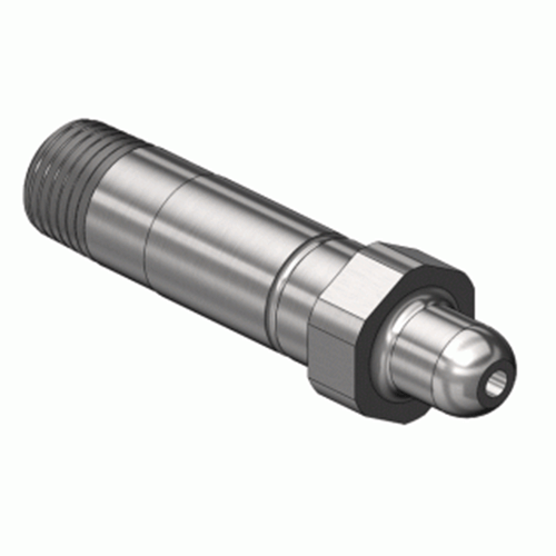 Superior NP-733SS, CGA-326 Nipple-Threaded Inlet