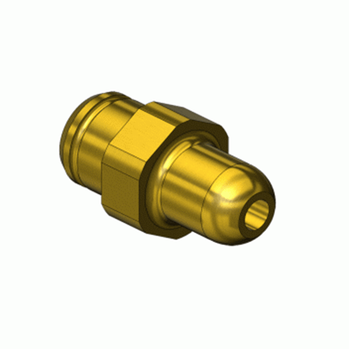 Superior NP-752C2, CGA-346 Nipple-Countersunk Inlet
