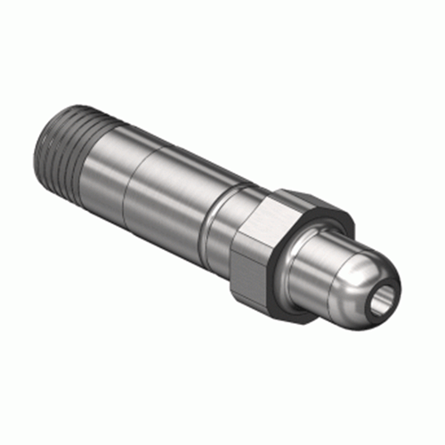 Superior NP-753SS, CGA-346 Nipple-Threaded Inlet