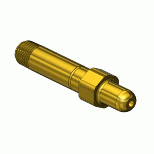 Superior NP-765, CGA-347 Nipple-Threaded Inlet