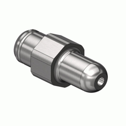 Superior NP-765C2SS, CGA-347 Nipple-Countersunk Inlet